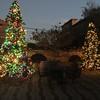 Holiday lights at Viaggio