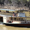 Day 22 - Paddle Steamer Murray River at Echuca