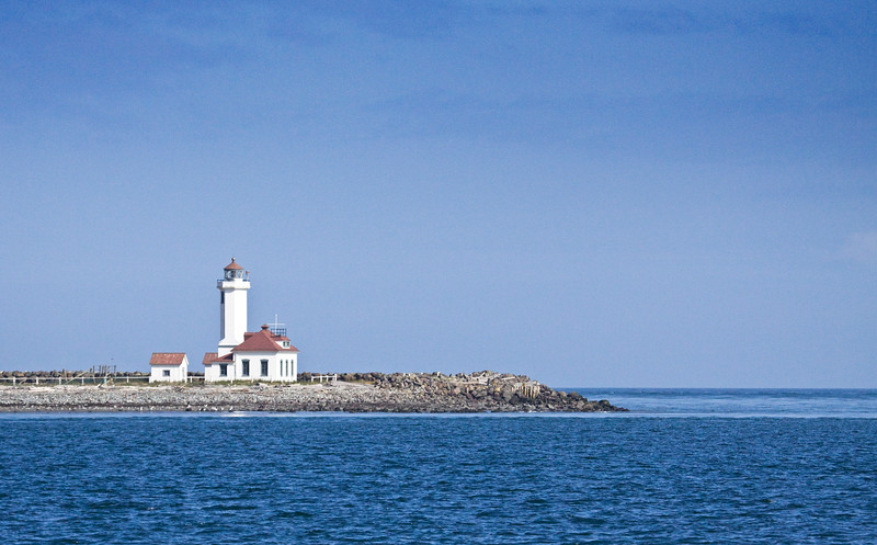 Lime Kiln Lighthouse<br /> San Juan Islands