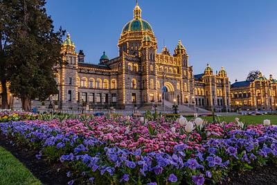 Parliament Building - Victoria, B.C.