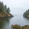Along coast of Vancouver Island