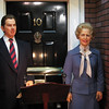 Royal London Wax Museum<br /> Tony Blair and Margaret Thatcher