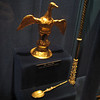 Royal London Wax Museum<br /> The Ampulla and the Spoon