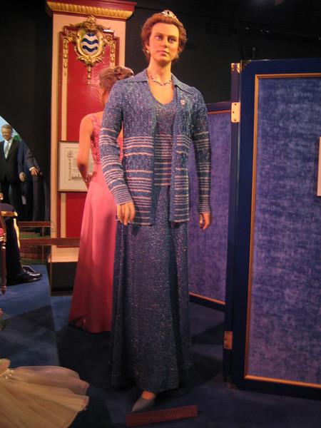 Royal London Wax Museum<br /> Princess Margaret