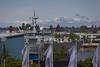 HMCS Edmonton in drydock