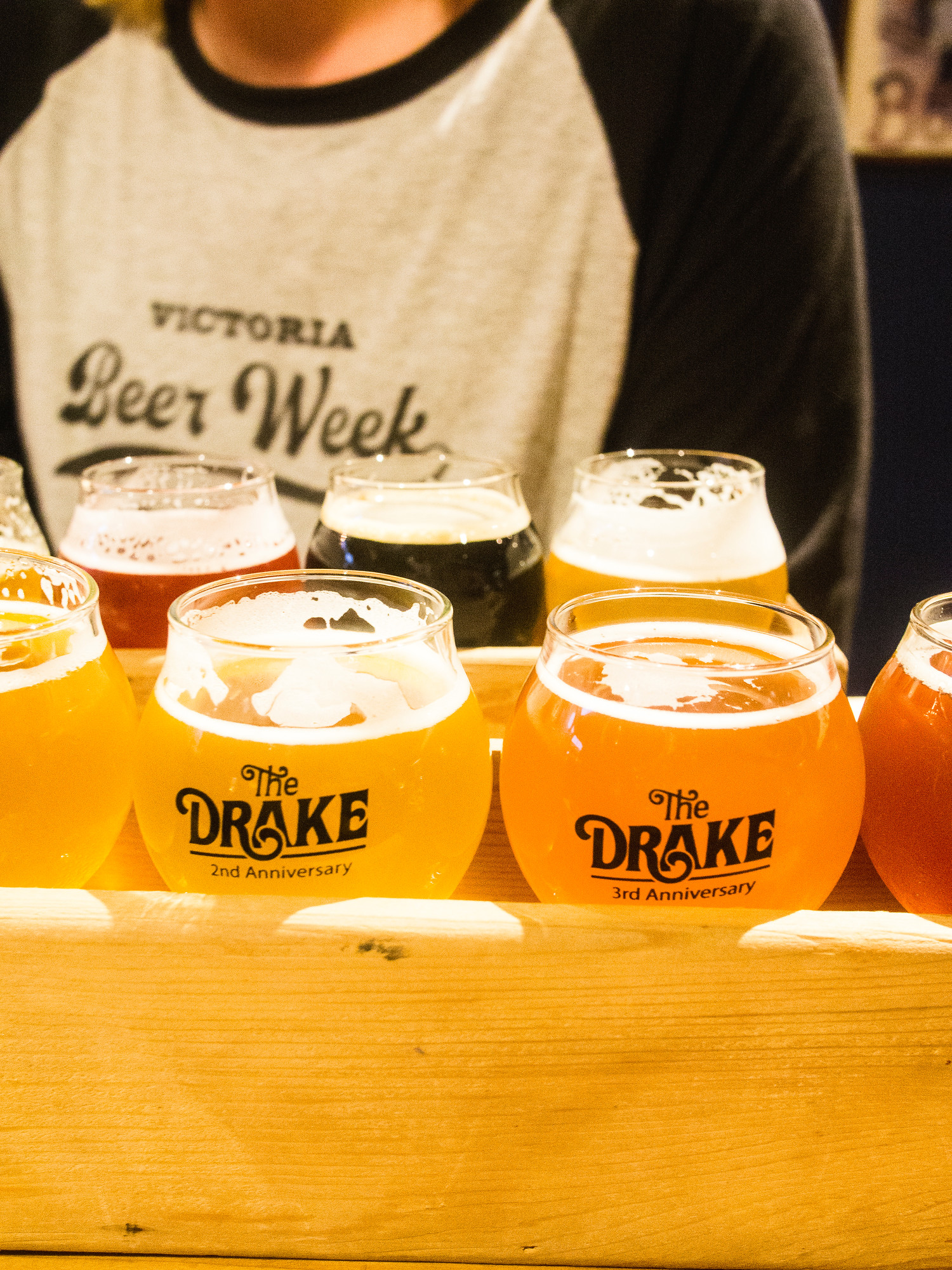 The Drake Eatery is one of the best spots for Victoria craft beer, check out where else to grab a pint.