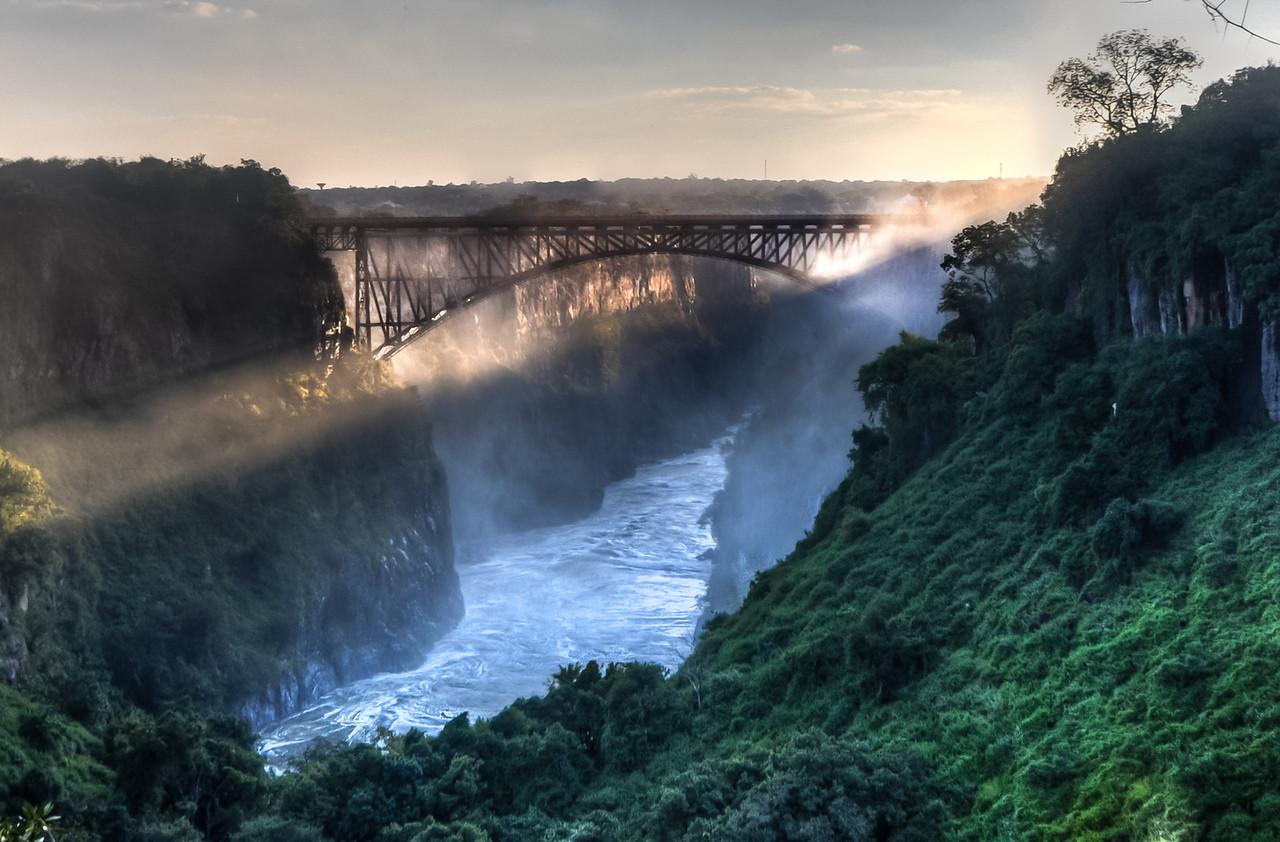 Victoria Falls Bridge<br /> Victoria Falls Bridge