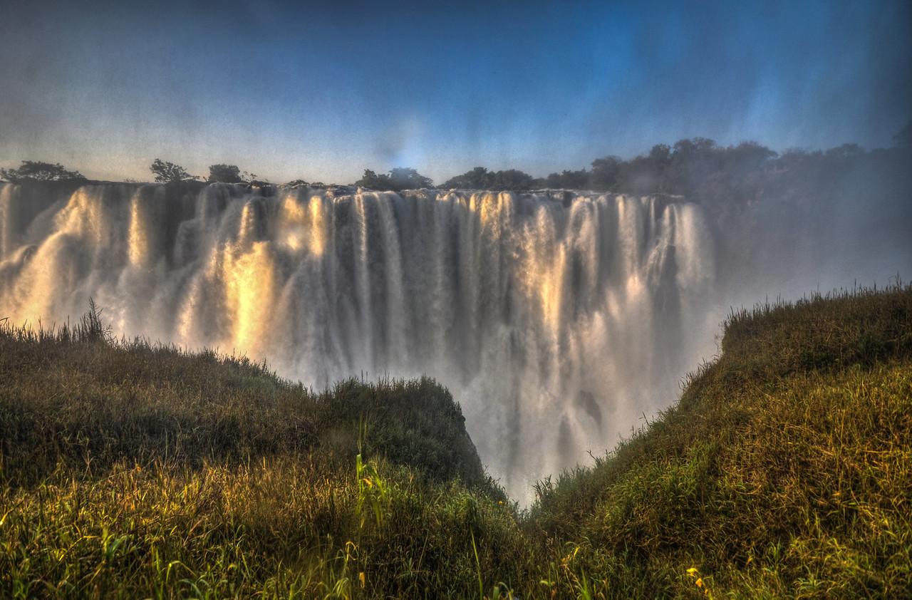 Victoria Falls<br /> Victoria Falls
