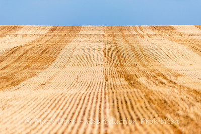 After harvest, wheat fields, near Ouyen, Victoria
