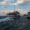 Ferry, just leaving Eminonu towards Kadikoy (duration: 00:39)