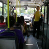 LIVE ride in a minibus in Kadikoy, Istanbul... (duration: 00:37)