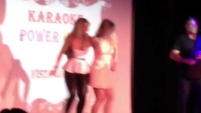 2014, 10-17 34  Bachelorettes Dancing