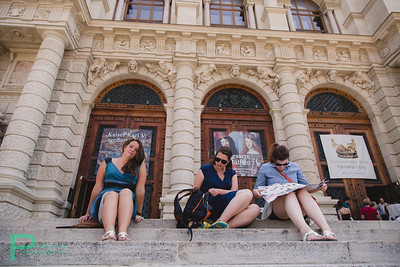 Finding museums on the map