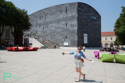 Museum of modern art, the Mumok