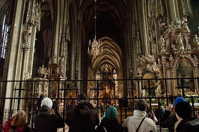 Stephanplatz Cathedral