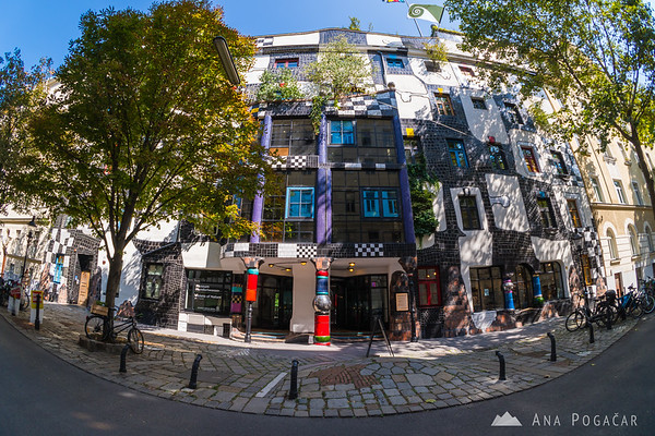 Hundertwasser Kunst Haus