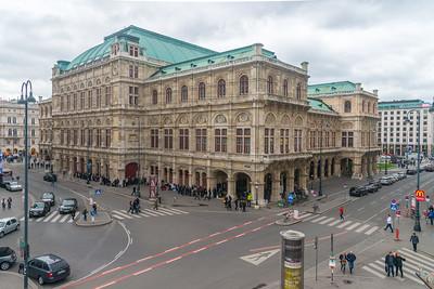Albertina, Vienna, Austria.