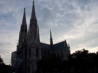 Vienna - Czech Republic - Munich - 2014