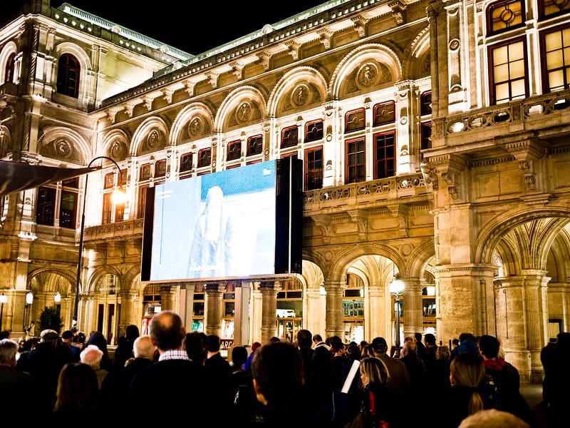 Vienna (Home of the Mozart Opera)