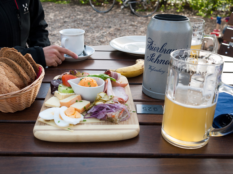 Leipzig (Sunday Beer Garden)