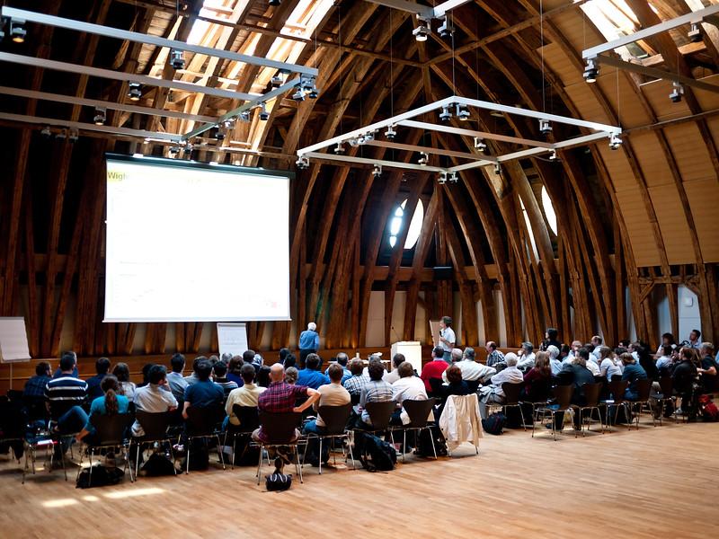 Vienna (Lecture by George Kuczera, Univ of Newcastle at the Technical University of Vienna)