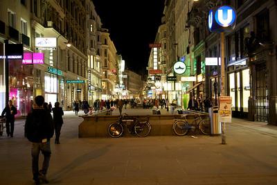 Vienna March 2012
