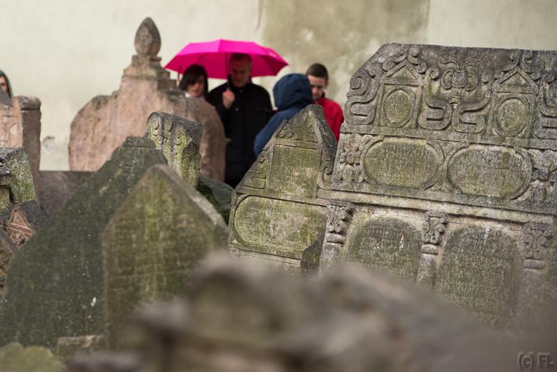 Jewish Quarter - cemetery