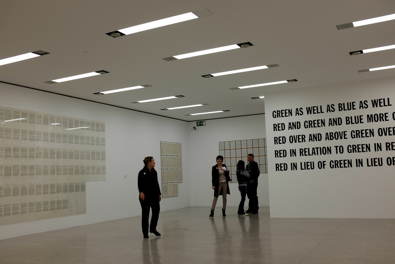 Modern Art, Mumok, Vienna