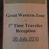Vienna 1st Time Traveler Reception : Congratulations again to all the 1st time qualifiers.