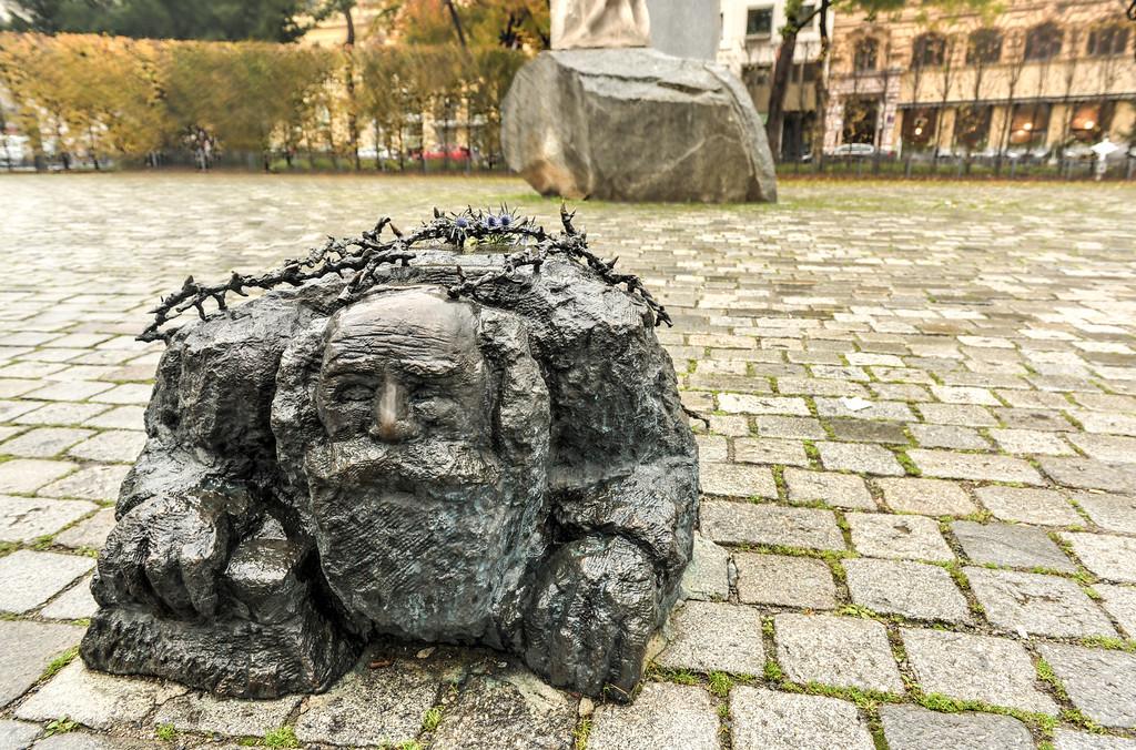 Memorial against War and Fascism - Vienna, Austria