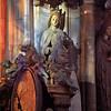 Interiour detail, Stephansdom