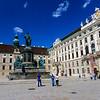 In der Burg, Hofburg Palace