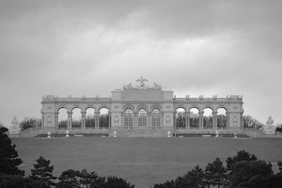 La Gloriette, Schönbrunn Palace