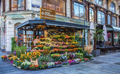 Vienna Flower Shop