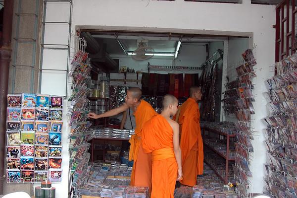 Vientiane, Laos November 2008