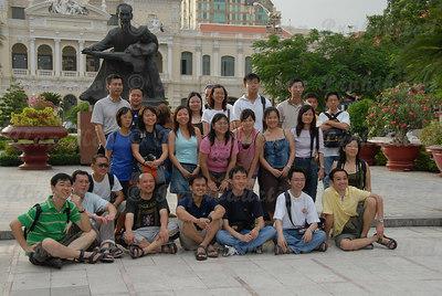 Ho Chi Minh City - 06.08.11-12