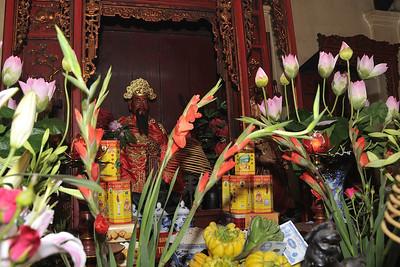 Hanoi, Ngoc Son Temple in the Hoan Kiem Lake