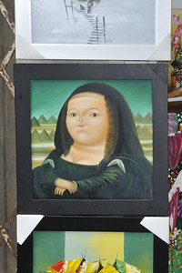 Hanoi / Vietnamese Mona Lisa (?)