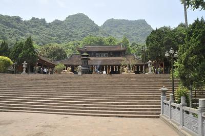 Ninh Binh, Thien Tru Pagoda