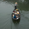 On the River in Hoi An, Vietnam by Andrew