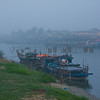 The River Hoi An, Vietnam by Andrew