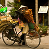 Selling Brooms, Hanoi