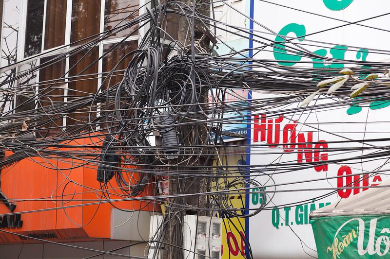 Call an electrician!