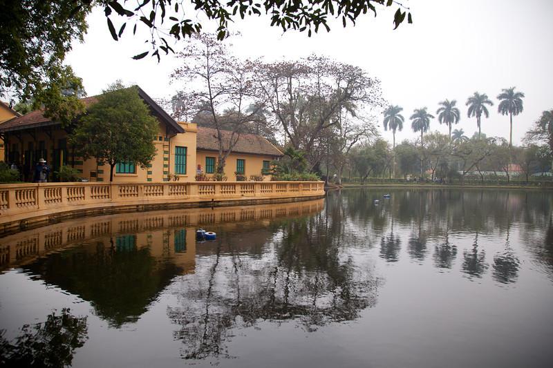 Ho Chi Minh Memorial Complex - home