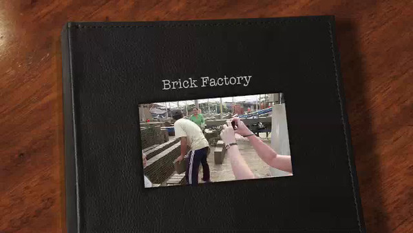 Working at the Brick Factory