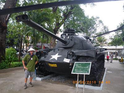 Vietnam-HCMC's War Remnant's Museum