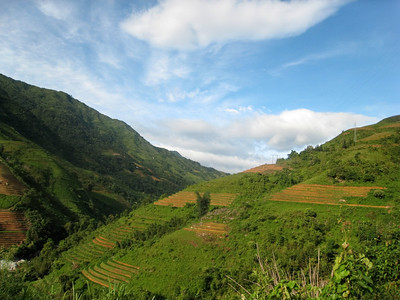 SaPa, Vietnam (photo courtesy of Mark Polishook)