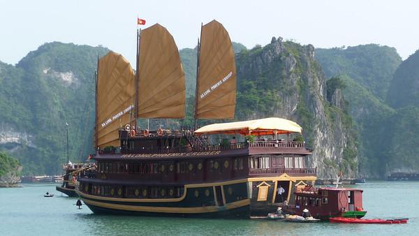 Vietnam Mai 2009 - Hanoi und Halong Bay