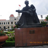 "Uncle ""Ho"" in Saigon (now HCMC)."