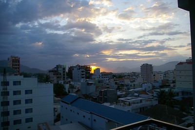 NhaTrang sunset